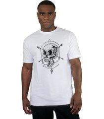 camiseta ventura open your mind branco - kanui