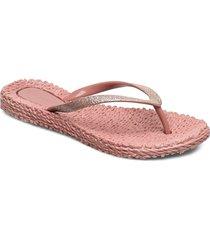 flipflop with glitter shoes summer shoes flip flops rosa ilse jacobsen