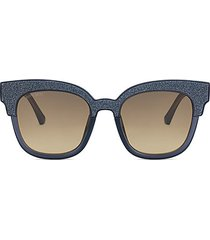 mayela 50mm square sunglasses