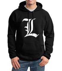 l death note anime manga ryuk shinigami unisex pullover hoodie black s to 3xl