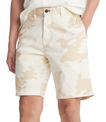 tommy hilfiger men's camo club shorts, created for macy's