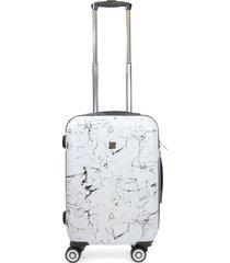 maleta marmol blanco 20 f