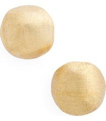 women's marco bicego africa gold nugget earrings