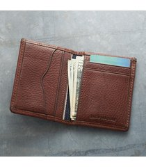 longhorn front pocket wallet
