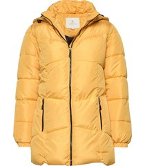 jacket outerwear heavy fodrad rock gul brandtex