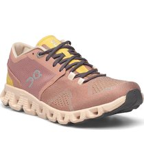cloud x shoes sport shoes running shoes rosa on