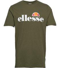 el prado t-shirts short-sleeved grön ellesse