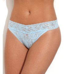 hanky panky i do original rise thong 6511
