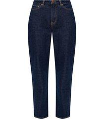 loszittende jeans