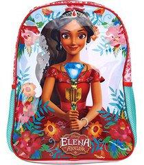 mochila escolar infantil xeryus elena secret of avalon feminina
