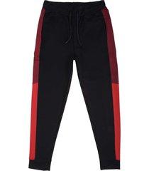 hugo devry track pants - black 50405920-001