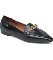 shoes 2506 loafers låga skor svart billi bi