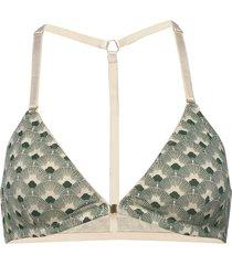 sara bra green lingerie bras & tops bra without wire grön underprotection