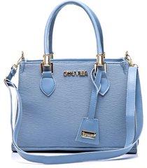 bolsa gc gouveia costa luxo azul bebê