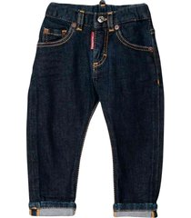dsquared2 dark denim jeans