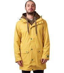 chaqueta hombre altamar amarillo haka honu