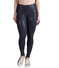 calça legging feminina surty skin black - kanui