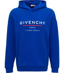 givenchy hoodie sweater with logo