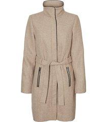 classbessy 3/4 wool jacket