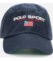 polo ralph lauren men's classic polo sport cap - newport navy