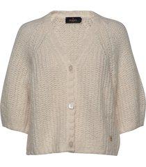 coralie knit gebreide trui cardigan beige morris lady