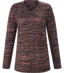 trui met lange mouwen van emilia lay multicolour