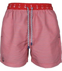 pantaloneta roja slim cut anchor3