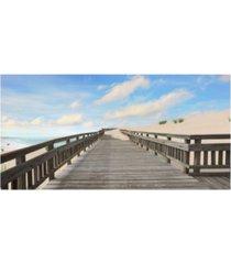 "james mcloughlin beach photography xi canvas art - 37"" x 49"""