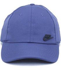 gorra azul nike u nsw arobill h86 mt tf