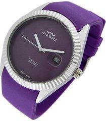 reloj violeta montreal