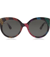 gucci designer sunglasses, cat-eye acetate sunglasses
