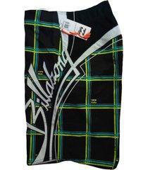 pantaloneta bermuda billabong m110eocc talla 32