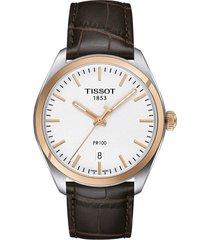 reloj tissot pr 100 t101.410.26.031.00 hombre