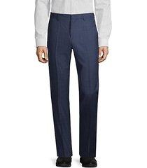 genesis slim-fit virgin wool dress pants