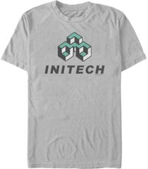 men's office space initech logo short sleeve t-shirt