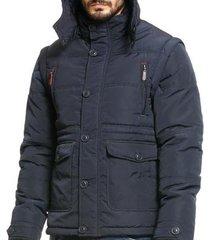 jaqueta vlcs vira colete térmica masculina