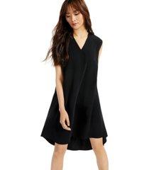 alfani sleeveless high-low hem dress, created for macy's