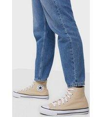 converse all star canvas hi high top