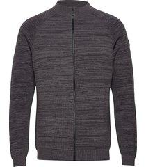race stretchknit jacket sweat-shirt trui grijs sail racing