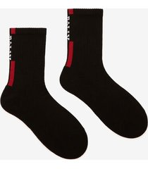 sport socks black 36