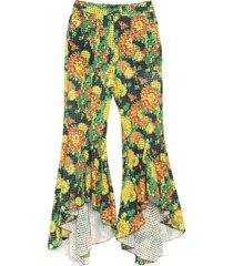 lucille 3/4-length shorts