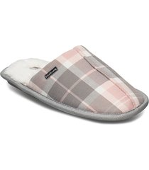 barbour maddie shoes summer shoes flat sandals blå barbour