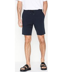 selected homme slhtapered-air shorts b shorts mörk blå
