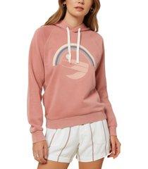 o'neill juniors' psychic sun cotton fleece hoodie