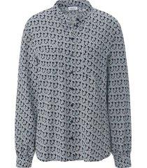 blouse van gerry weber blauw