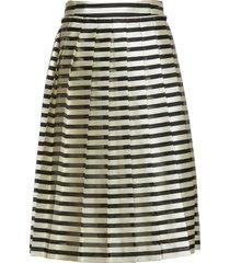 seanna knälång kjol multi/mönstrad baum und pferdgarten