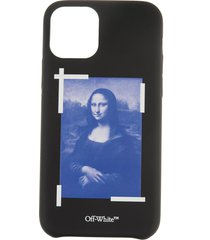 off-white black monalisa iphone 11 pro case