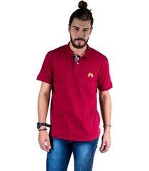 camisa polo hipica polo club estilo classic masculina
