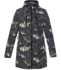 'brossard' drawstring jacket