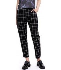 spodnie check-mate ona